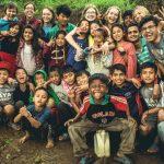 Kids & volunteers