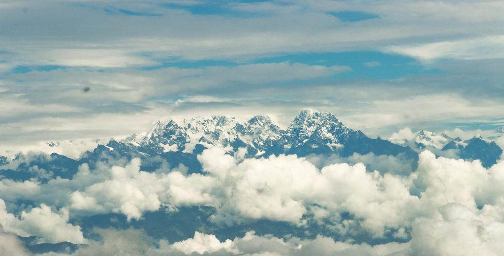 Sagarmatha view