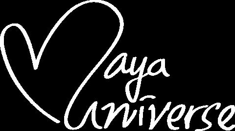 Maya Universe Academy Logo White